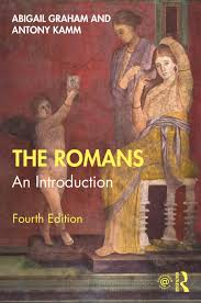 The Romans: An Introduction - 4th Edition - Abigail Graham - Antony
