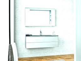 2 door bathroom wall cabinet