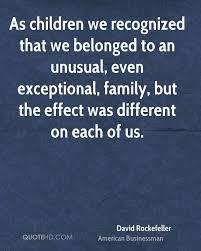 david rockefeller family quotes quotehd