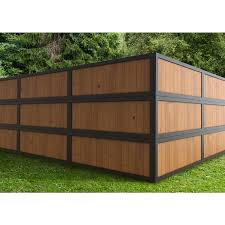 Outdoor Essentials 2 Ft H X 6 Ft W Pressure Treated Pine Fence Panel In The Wood Fence Panels Department At Lowes Com