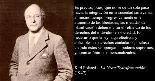 La pesadilla de Polanyi - Eduardo Victor Lapenta
