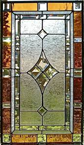 stained glass window panels custom