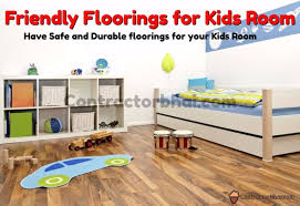 Friendly Floorings For Kids Room Contractorbhai
