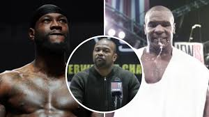 Roy Jones Jr Brutally Ends Deontay Wilder And Mike Tyson ...