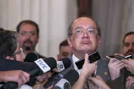 Gilmar chama relatório da PF de 'fofocagem' e diz conversar com Aécio, Serra,  Maia e vários outros - Sul 21