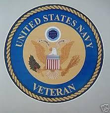 Sticker Usn Vet U S Navy Veteran Vinyl Decal M C Graphic Decals
