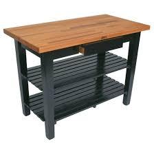 oak table boos block 36w kitchen island