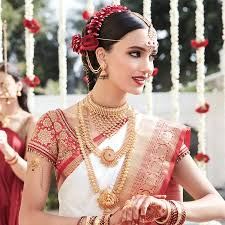 jewellery for a south indian bride