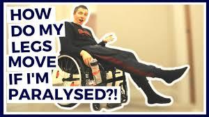 paraplegic leg spasms how to manage