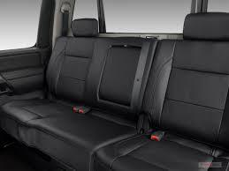 2016 nissan titan pictures rear seat