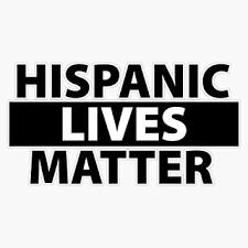 Amazon Com Hispanic Lives Matter Sticker Sticker Vinyl Bumper Sticker Decal Waterproof 5 Automotive