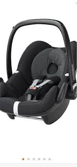 maxi cosi pebble car seat group 0 with