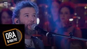 Paolo Vallesi canta