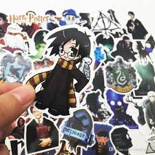 2020 Pack Mixed Harry Potter Anime Sticker For Car Laptop Skateboard Pad Bicycle Motorcycle Ps4 Phone Decal Pvc Stickers From Dreamer1995 1 72 Dhgate Com