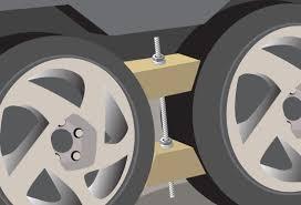 homemade rv wheel chocks lovetoknow