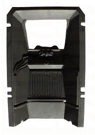 cast iron for arched fireplace insert