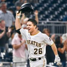 "Christopher Horner on Twitter: ""The #Pirates' Adam Frazier ..."