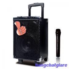 Loa kéo di động Bluetooth hát karaoke ZanSong Q8
