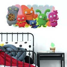 Zoomie Kids Uglydolls Peel And Stick Giant Wall Decal Wayfair