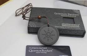 2019 100 quantum pendants tianium sport
