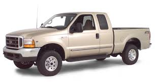2000 ford f 250 specs mpg