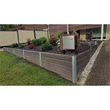 Ridgi 50 X 50 X 3mm X 0 9m Galvanised Steel Corner Post Bunnings Warehouse