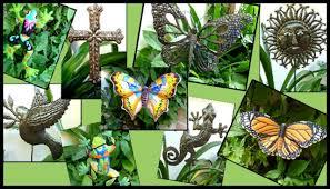 plant stakes garden art garden decor