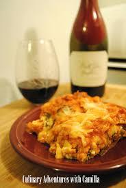 St. George-Seafood Lasagna ...