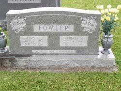 Armenda Margaret Fowler Fowler (1898-1989) - Find A Grave Memorial