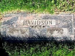 Ada Lenora Fifield Davidson (1868-1973) - Find A Grave Memorial