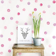 Pink Wall Decals Wall Decor The Home Depot