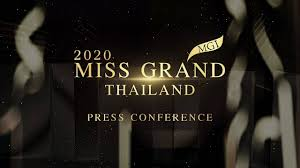 Miss Grand Thailand 2020 - Press Conference - YouTube