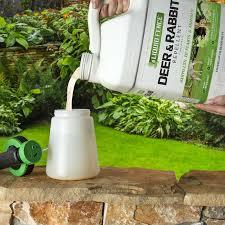 Liquid Fence Hg 70123 2 Deer And Rabbit Repellent 2 5 Gallon For Sale Online Ebay