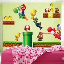 Mario Room Decor Cardecal