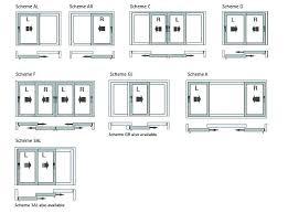 patio door sizes glmitalia com