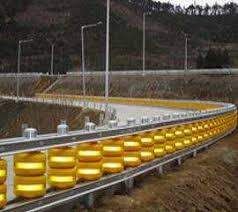 Longitudinal Barrier Roads Bridges