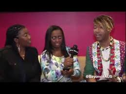 Beyoncé's Stylists Ty Hunter and Raquel Smith Dish On What's Hot on BET 106  & Park - YouTube
