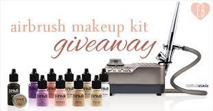 airbrush makeup kit giveaway