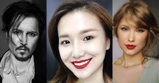 makeup artist can transform into