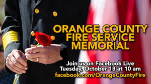 Orange County Fire Authority was live ...