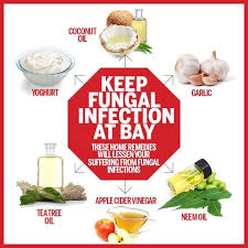 fungal infections and their home