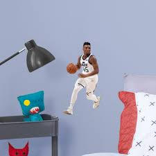 Fathead Donovan Mitchell Large Officially Licensed Nba Removable Wall Decal Walmart Com Walmart Com