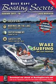 Truck Lake Norman North Carolina Decal Sticker Boat Lake Life Car