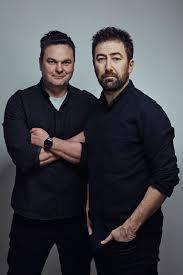 Declan Lawn & Adam Patterson   United Agents
