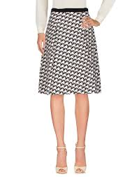 22 Maggio By Maria Grazia Severi Knee Length Skirt - Women 22 ...