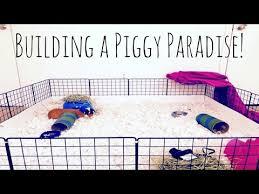 diy guinea pig c c cage how to build