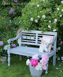 the garden bench minimalist garden