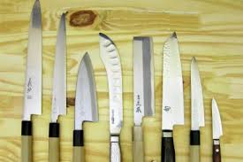 Types of kitchen knife, Japanese knife – EDGE OF STEEL