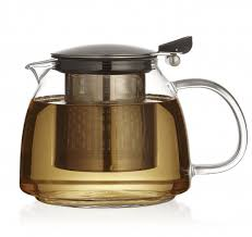 stainless steel infuser and flip lid