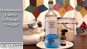 fabric softener scented vinegar